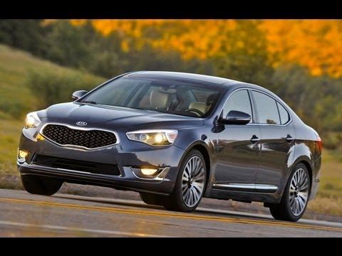 2014 KIA Cadenza Test Drive Review
