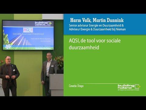 AQSI de tool voor duurzaamheid