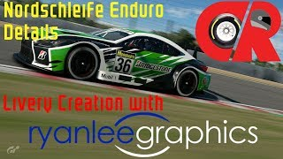 Endurance Race Announcement and Livery creation