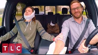 Danielle Goes House Hunting with the Quints   OutDaughtered