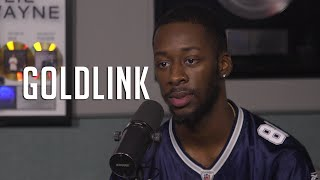 Hot 97 - GoldLink Talks About His Name, Rick Rubin, and is Generally Awkward