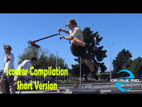 Scooter Tricks (Short) Compilation