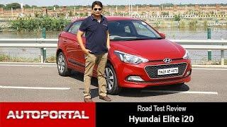 Hyundai Elite i20 Test Drive Review - Autoportal