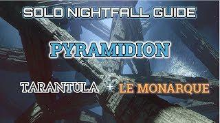 destiny 2 the pyramidion nightfall guide - Kênh video giải trí dành