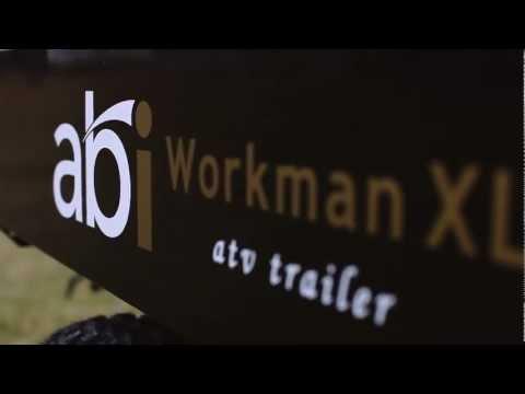 Workman ATV Dump Trailer – ABI Equine TV Commercial