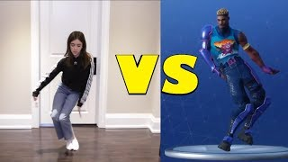 Download Video BEST OF EH BEE FAMILY FORTNITE DANCE CHALLENGES! - (In Real Life) MP3 3GP MP4
