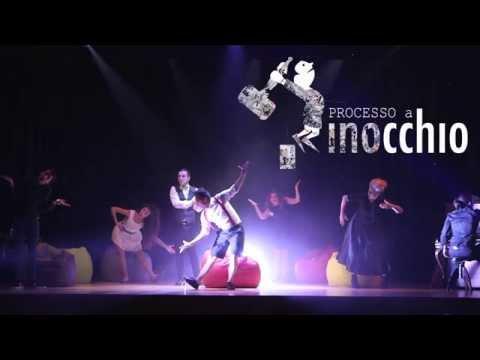 Processo a Pinocchio, una psico commedia noir a carattere musicale in scena al Salone Margherita di Roma