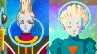 Whis and the Fallen Angels
