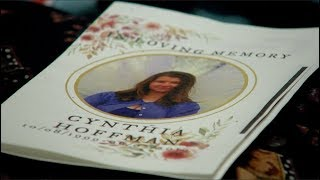 The Procession And Funeral For Cynthia Hoffman