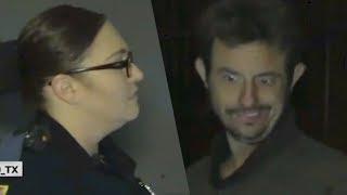 COPS VISIT MEME POSTER - YLYL #0017