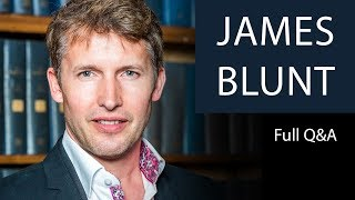 James Blunt | Full Q&A | Oxford Union
