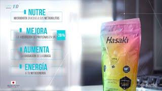 Hasaki - El alimento inteligente