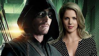 "Сериал ""Стрела"", Arrow: Stephen Amell, Emily Bett Rickards, Wendy Mericle Season 4 Interview - Comic-Con 2015"