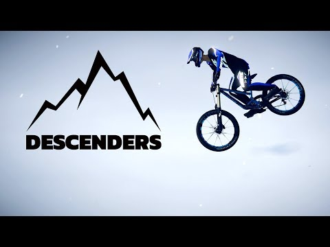 Descenders Multiplayer 4K Gameplay Trailer thumbnail