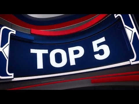 NBA Top 5 Plays of the Night   January 52020