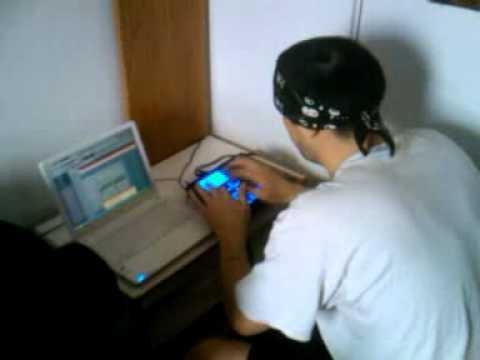 DJ Opsimath - Live Peformance ( Techno )