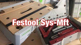 Festool Sys-MFT  Mini Workbench!