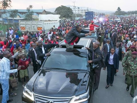 VAT DEBATE: President Uhuru's supporters express regrets