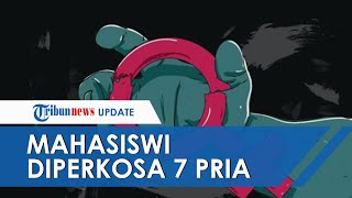 POPULER Mahasiswi di Makassar Dicabuli 7 Pria saat Mabuk, Minta Diantar Pulang Malah Diajak ke Hotel