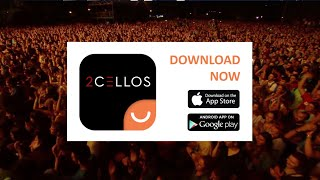 Official 2CELLOS keyboard app