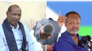 WARAYSI XASAN AADAN SAMATAR IYO MADAXWEYNE JABUUTI ISMACIIL CUMAR GEELE