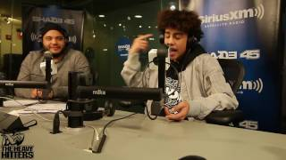 The Heavy Hitters on Shade 45  Interview 15 year old rapper J.I.