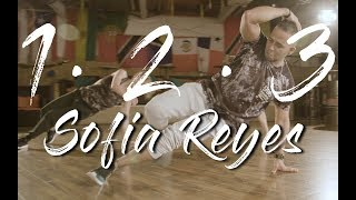 Sofia Reyes - 1,2,3 Ft. Jason Derulo & De La Ghetto Dance Choreography