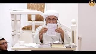Зам-зам суусунун тарыхы 1-сабак. Суроо-жооп. Шейх Чубак ажы 15 03 2017.
