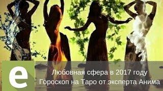 Любовный таро-гороскоп на 2017 год для всех стихий от эксперта LiveExpert.ru Анима