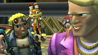 Jak X: Combat Racing All Cutscenes (PS2/PS4) Game Movie 720p HD