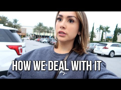 HOW WE DEAL WITH NEGATIVITY | ALEX AND MICHAEL