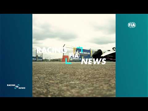 FIA RACING NEWS #11