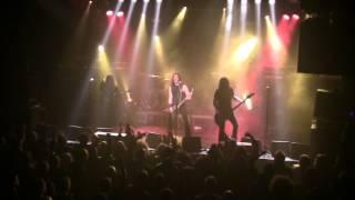 Evile - Cult live at Karmøygeddon Metal Festival 2012