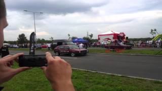 preview picture of video 'Wyścigi na 1/4 Mili Częstochowa 2014 - Razem bezpiecznie'