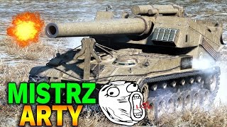 MISTRZ ARTY - T92 na APkach - World of Tanks