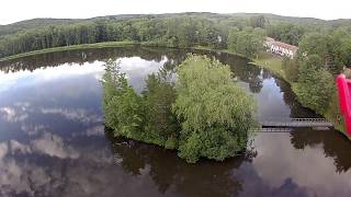 Rc logger first FPV Flight over water