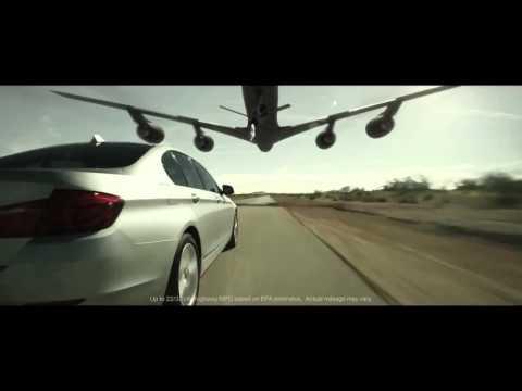Bmw 5 Series F10 Седан класса E - рекламное видео 2