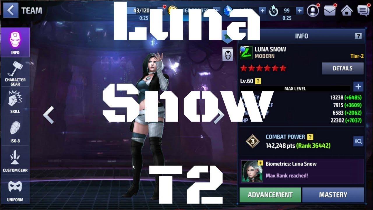 รีวิว Luna Snow T2