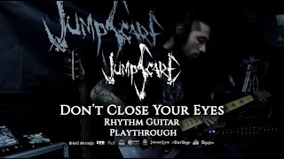 Don't Close Your Eyes - Guitar Playthrough Online !