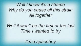 Splender - Space Boy Lyrics