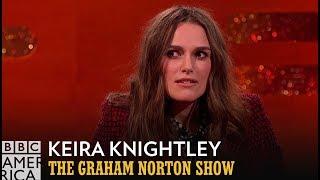 Keira Knightleys Tremendous Toothy Talent | The Graham Norton Show | BBC America