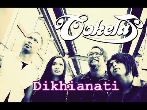 COKELAT -  DIKHIANATI ( Official Lyrics Video )