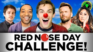 Game Theory's Celebrity Trivia ft. Joel McHale, CrankGameplays, Chiwetel Ejiofor & more! #RedNoseDay