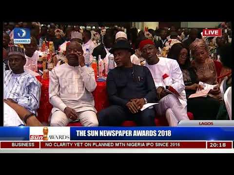 The Sun Newspaper Awards 2018 Pt.6 |Live Event|