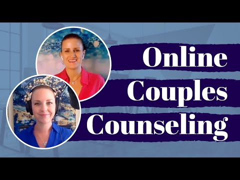 How To Do Online Couples Counseling. - YouTube