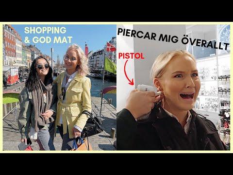 ROLIG TRIP TILL KÖPENHAMN & MALMÖ | vlogg