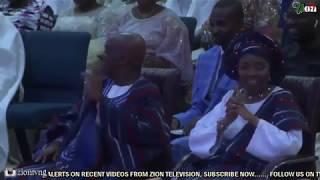 Pastor Adeboye At 60th Birthday Of Mama Faith Oyedepo