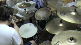 Champagne- 311 Drum Cover