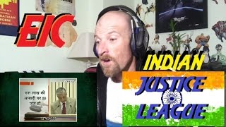 EIC Outrage Indian Justice League Reaction