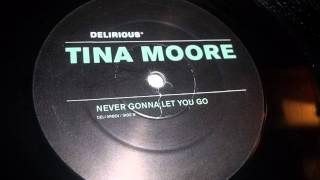 RTQ Tina Moore - Never gonna let you go RTQ